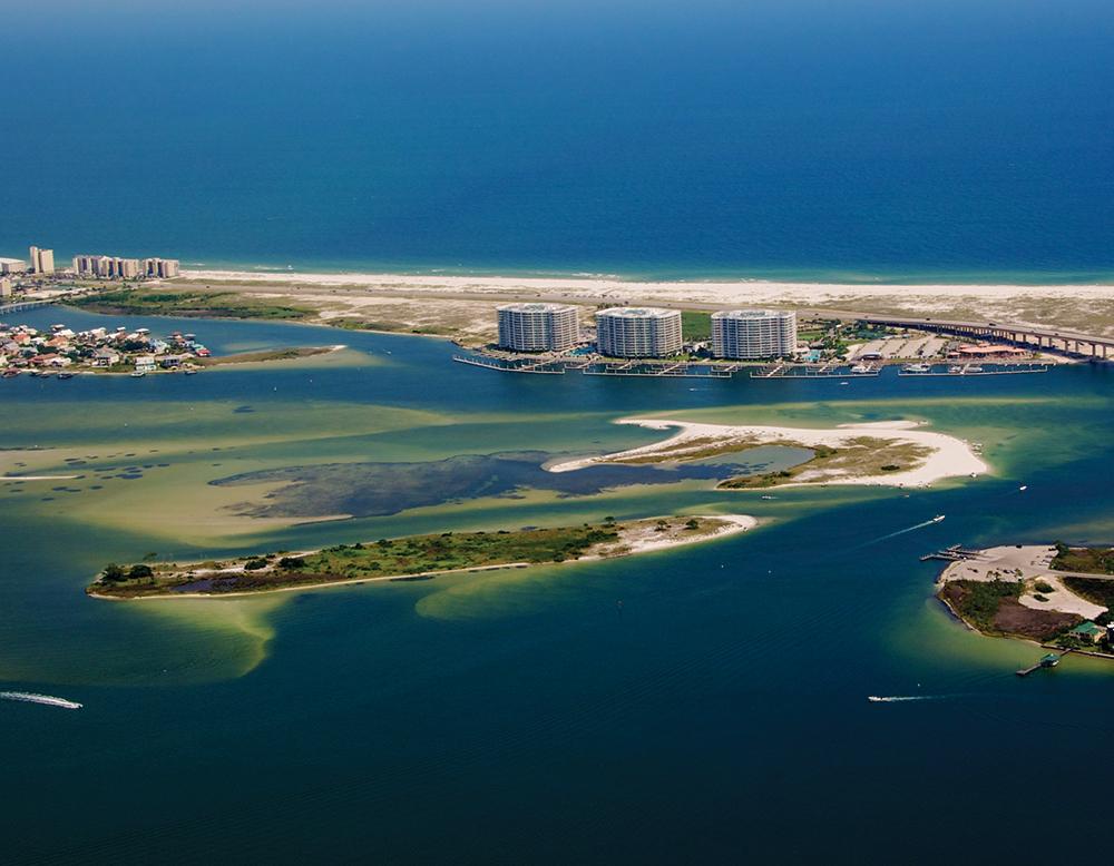 Caribe Resort Aerial View
