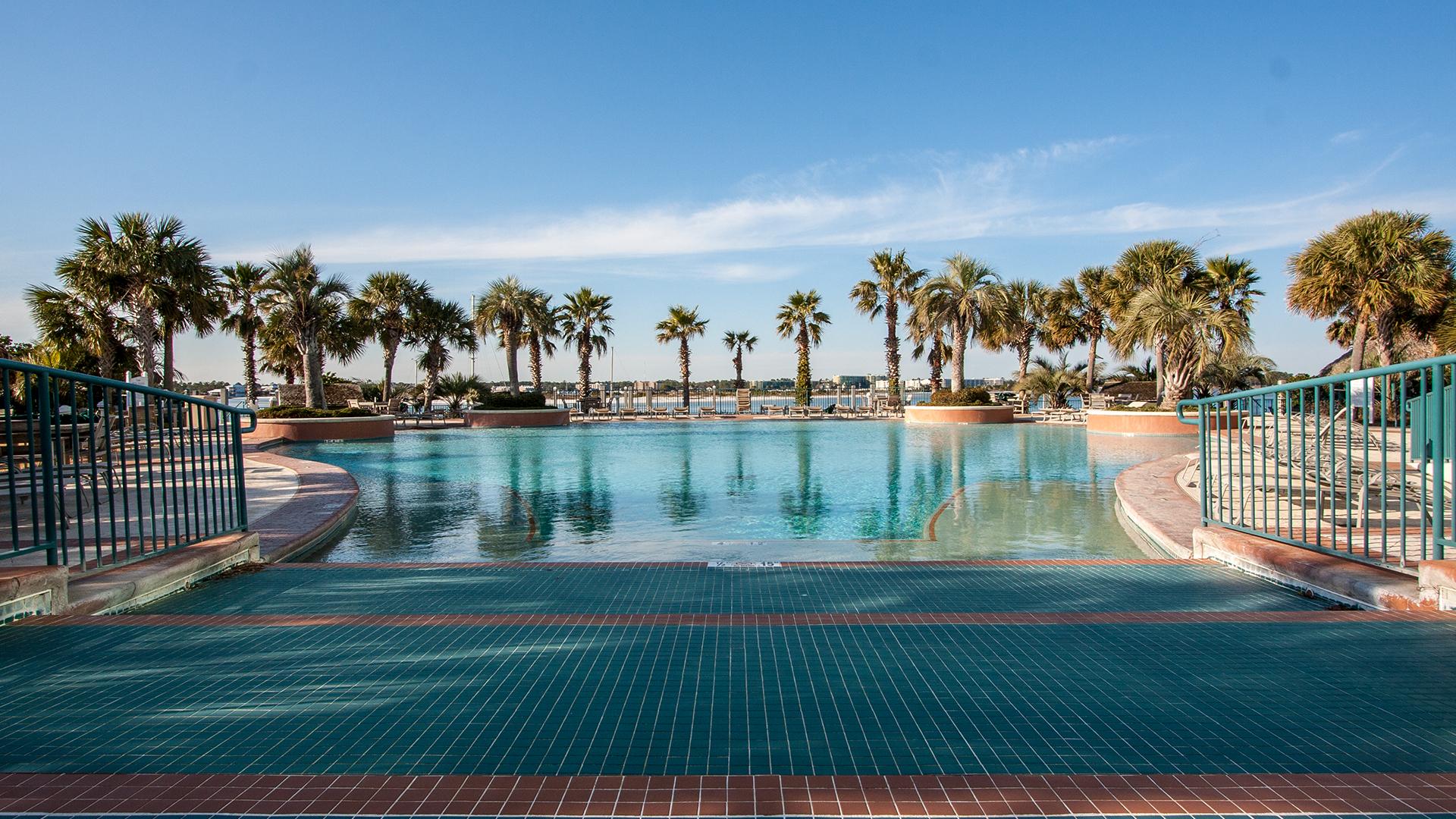 Caribe Resort Poolside