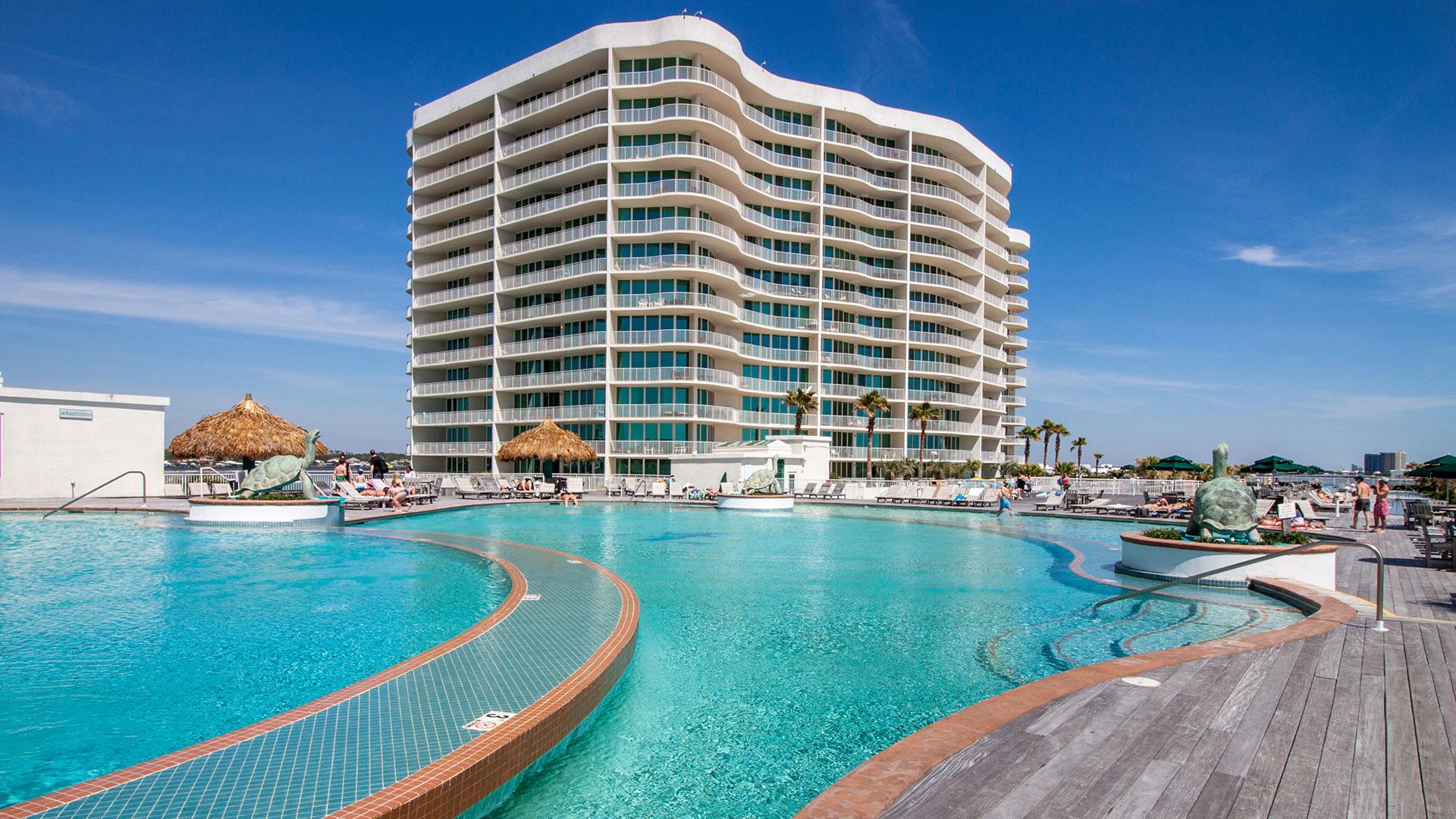 Caribe Resort Pool