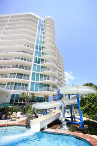 Caribe Resort Water Slide