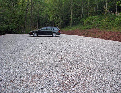 New Overflow Parking